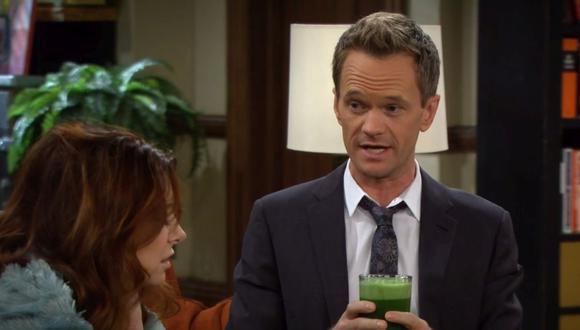 Barney siempre ayudó a sus amigos en sus peores momentos con esta bebida mágica (Foto: Amazon prime video)