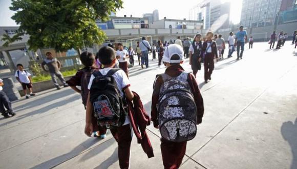 Año escolar 2019: conoce los pagos que se deben efectuar en los colegios privados