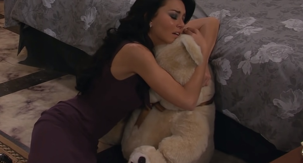 Teresa muere en este final alternativo (Foto: Canal de las Estrellas)