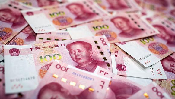 El FMI prevé que el déficit fiscal de China aumentará al 18.2% del PBI en 2020. (Foto: AFP)