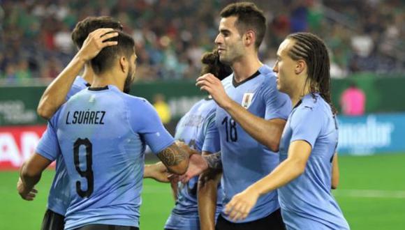 México vs. Uruguay EN VIVO vía TV Azteca y Televisa Deportes TDN: charrúas ganan amistoso 3-1   ONLINE