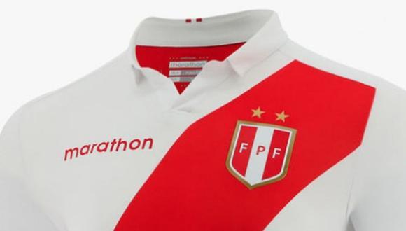La camiseta está inspirada en un estilo retro de los años 70. (Foto: Marathon Sports)