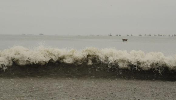 Las alertas de tsunami suelen emitirse en países costeros después de ocurrido un sismo de gran magnitud | Foto: Gobierno Regional del Callao / Referencial