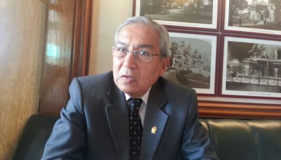 "Fiscal Chávarry: ""Mañana recién presentaré mi acción de amparo"""