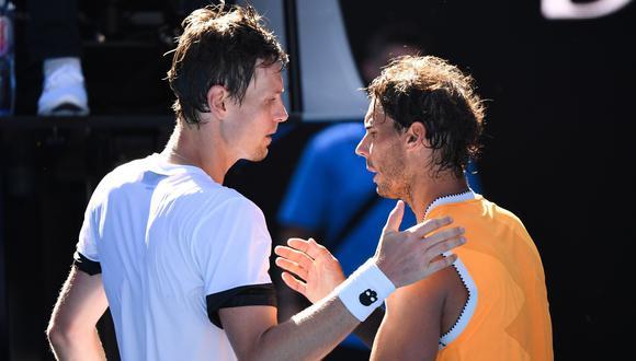 Estamos a poco de conocer las llaves completas cuartos de final en las que estará ausente Federer, luego de perder sorpresivamente ante el griegoTsitsipas. Nadal ya está entre los ocho mejores y Djokovic buscará hacer lo propio ante Medvédev. (Foto: AFP)