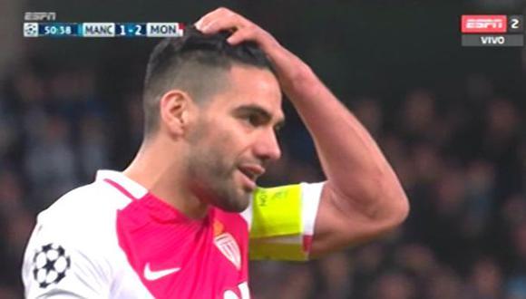 Radamel Falcao erró penal en Champions: se lo atajó Caballero