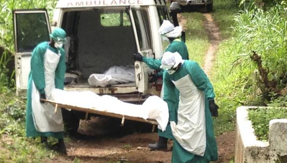 Ébola: número de muertos supera los 500, según la OMS