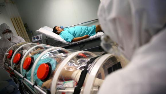 Coronavirus en México | Últimas noticias | Último minuto: reporte de infectados y muertos hoy, viernes 15 de enero del 2021 | Covid-19. (Foto: REUTERS/Edgard Garrido).