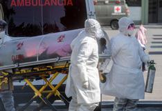 México detecta primer caso de nueva cepa británica del coronavirus
