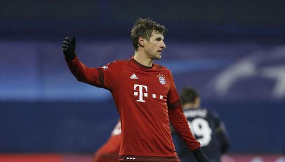 Bayern Múnich ganó sin brillar 2-0 al Ingolstadt en Bundesliga