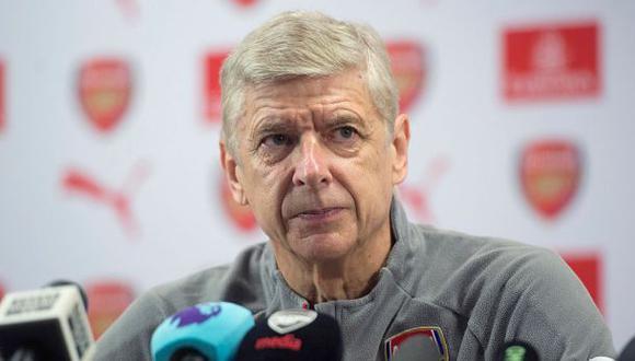 Wenger critica Balón de Oro: dice que no es un premio objetivo