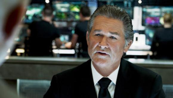 """Kurt Russell ingresó a formar parte de la saga en """"Furious 7"""" interpretando a Mr. Nobody, un misterioso agente del gobierno (Foto: Universal Studios)"""
