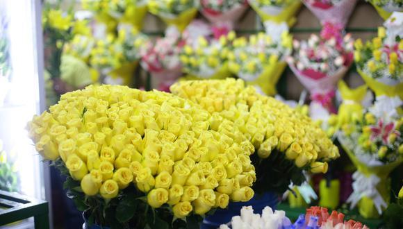 Adex resaltó la decisión del Ministerio de Agricultura de emitir una resolución en el que autoriza la producción y comercialización de flores. (Foto: GEC)