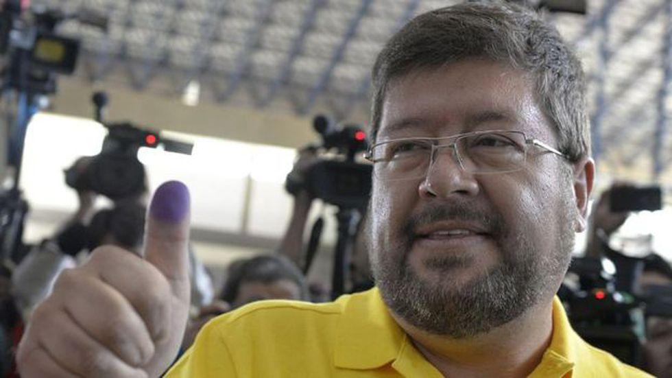 Samuel Doria Medina no participa en las elecciones de este año, pero mantiene su postura crítica frente al gobierno de Evo Morales. (Getty Images).