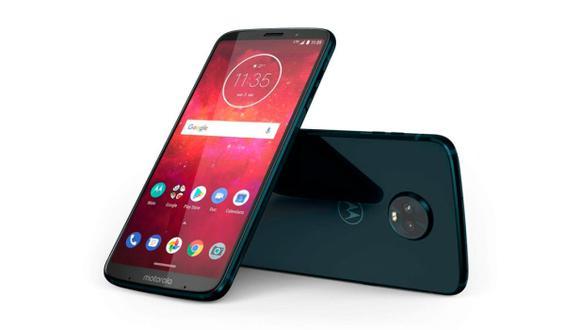 El Moto Z3 Play es el último smartphone que Motorola presentó en el Perú durante el 2018. Es un equipo muy interesante, sobre todo para los aficionados.