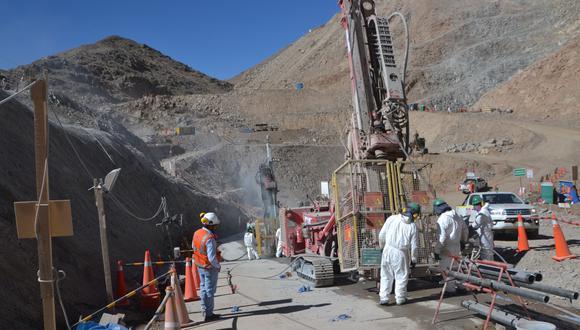 La mina Quellaveco está ubicada en la región Moquegua. (Foto: SBP)