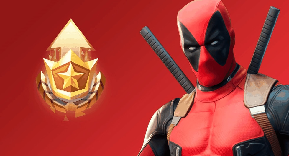 Deadpool en Fortnite. (Difusión)