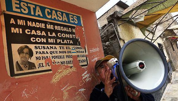 Vía Parque Rímac: expropiarán casas a quienes rechacen oferta
