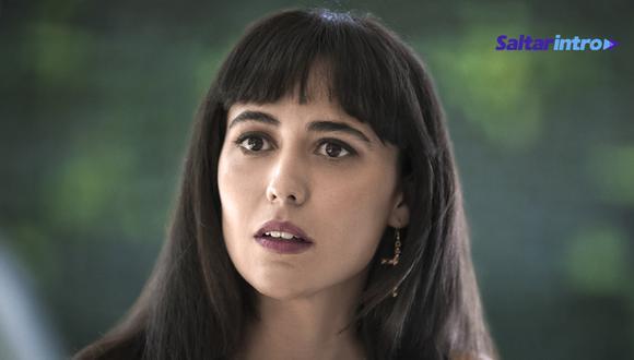 """Pilar Santacruz interpreta a Sophie en """"Luis Miguel, la serie"""". (Foto: Netflix)"""