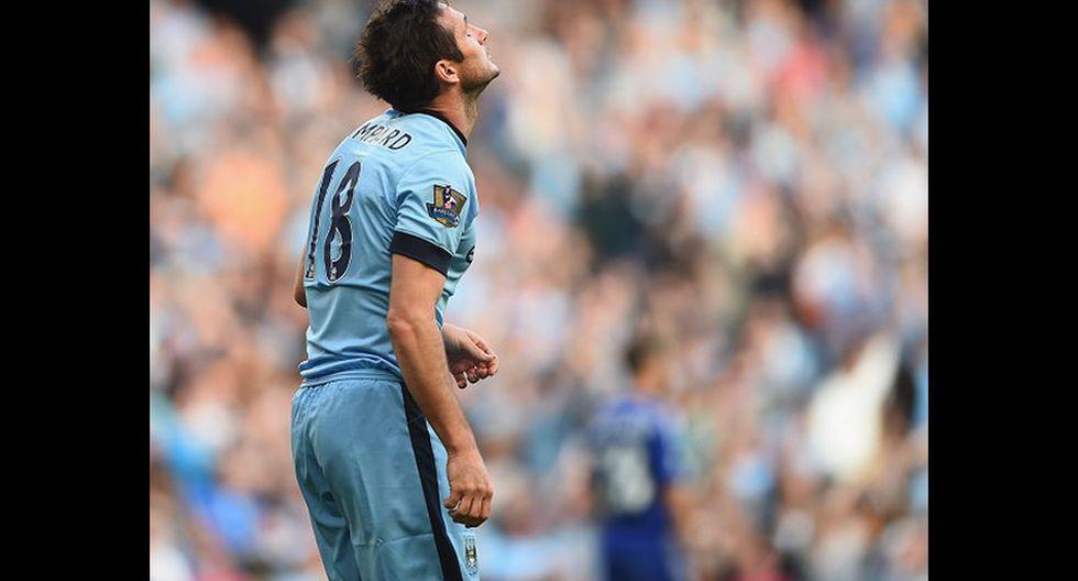 Frank Lampard y su tristeza tras anotarle al Chelsea - 9
