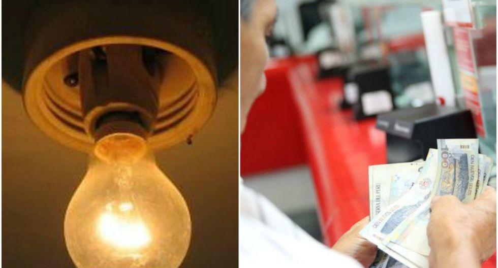 A partir de este mes se iniciarán los descuentos en los recibos de luz por parte de las empresas eléctricas. (Foto: El Comercio)