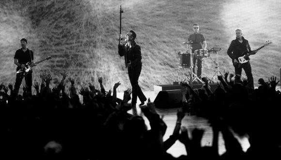 """U2 presentará su nuevo tema """"Invisible"""" durante el Super Bowl"""