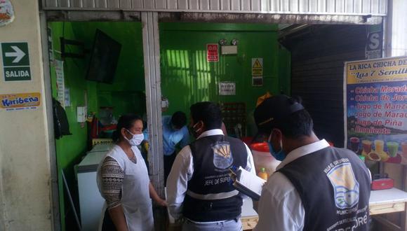 El alcalde de Villa El Salvador, Kevin Yñigo, hizo un llamado a todos los vecinos a respetar las medidas para prevenir la propagación del nuevos coronavirus (COVID-19). (Foto Municipalidad de Villa El Salvador)