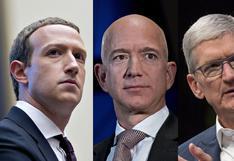 Jeff Bezos y Elon Musk lideran disminución de riqueza de multimillonarios tecnológicos