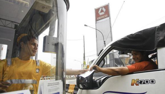 Peaje en Lima subió más del 50% en Panamericana y Evitamiento