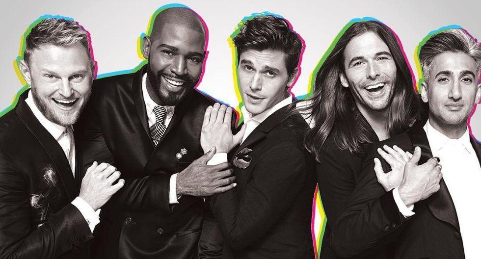 """Netflix: renuevan """"Queer Eye"""" para dos nuevas temporadas (Foto: @queereye/Netflix)"""