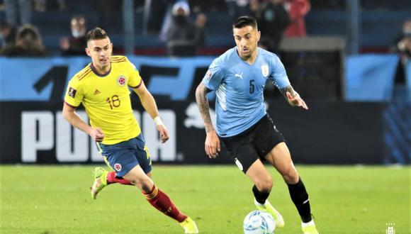 Colombia vs. Uruguay empataron por Eliminatorias Qatar 2022   DEPORTE-TOTAL   EL COMERCIO PERÚ