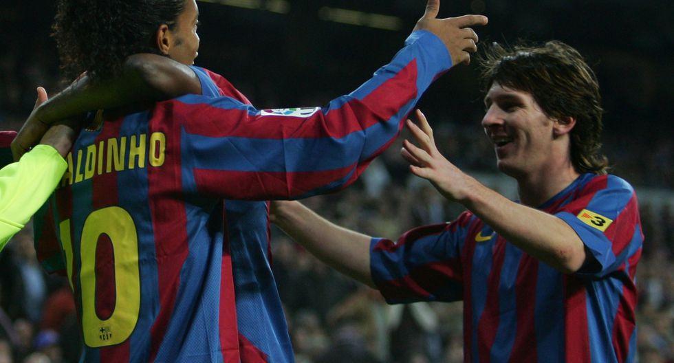 Ronaldinho destacó la calidad de ambos, pero ante la consulta prefirió a Lionel Messi por encima de Cristiano Ronaldo, por considerarlo su amigo. Foto: agencias
