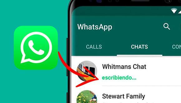 """¿No quieres que tus amigos vean que estás """"escribiendo"""" en WhatsApp? Usa este truco. (Foto: MAG)"""