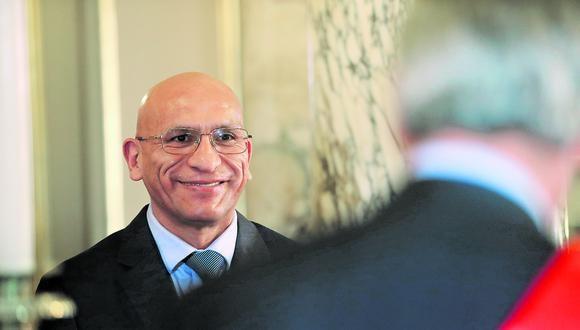 Waldo Mendoza, ministro de Economía y Finanzas.  (Foto: Presidencia de la República)