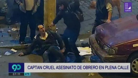 El crimen ocurrió el pasado domingo en la madrugada, en el cruce de la Carretera Central y la Av. Prolongación Javier Prado. (Latina)