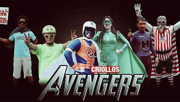 Ellos son 'los vengadores' criollos de Colombia