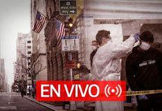Coronavirus USA EN VIVO   COVID-19 en Estados Unidos, en directo: contagios, muertos y situación en Nueva York