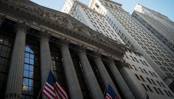 Wall Street abrió a la baja. (Foto: AFP)