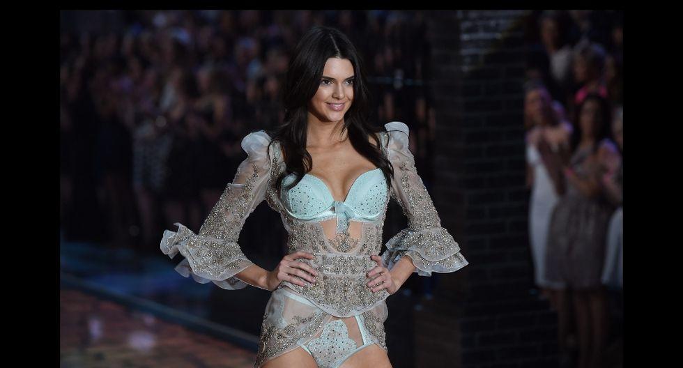 La modelo Kendall Jenner finalmente habló de la razón por la que no asistió a la fiesta de cumpleaños de Stormi. (AFP)
