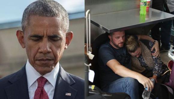 """Obama sobre ataque en Fort Lauderdale: """"Estoy desconsolado"""""""