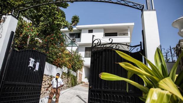 Le choix de l'ambassade de Taïwan comme refuge pour les assassins du président soulève des questions.  (Getty Images).