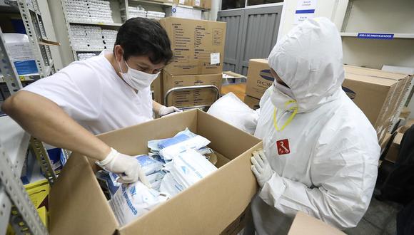 Apurímac: hacen entrega de implementos médicos al hospital Guillermo Díaz | Foto: Referencial
