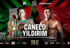 Canelo Álvarez vs. Avni Yildirim: ¿cuánto cuestan los boletos para ver la pelea en Miami en vivo?