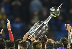 River Plate vs. Flamengo: trofeo de la Copa Libertadores ya se encuentra en Lima