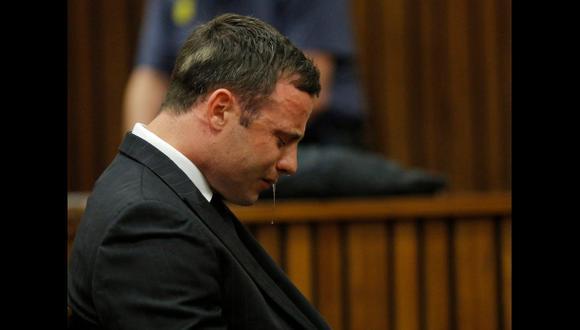 Oscar Pistorius. (Reuters)