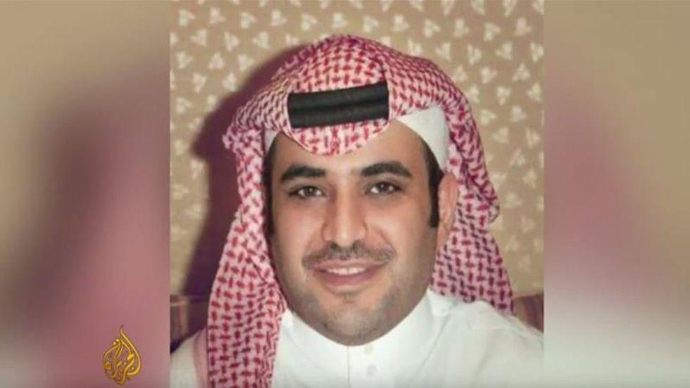 Saud al-Qahtani, un importante asesor del príncipe heredero de la corona de Arabia Saudita Mohammed bin Salman. (Al Jazeera).