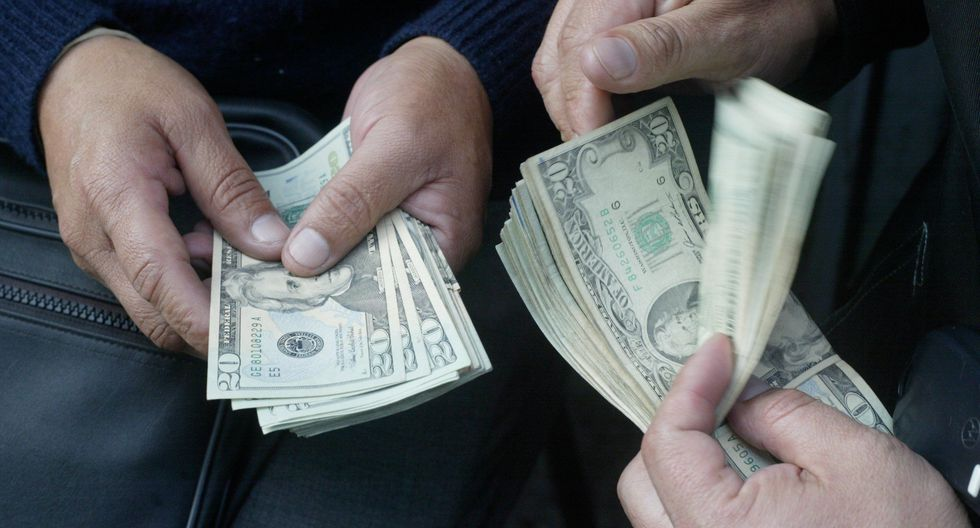 Dólar (Foto: Osca Roca /El Comercio)