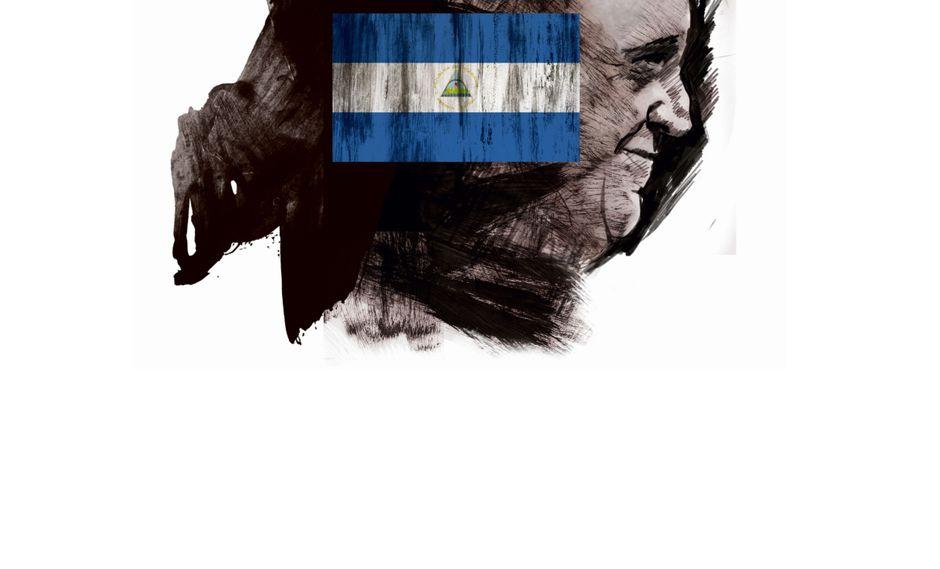 """""""Lo más probable es que Ortega esté tratando de debilitar el papel de los obispos nicaragüenses agregando a otros jugadores que simpaticen con su régimen"""". (Ilustración: Giovanni Tazza)"""