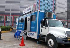 La Victoria: instalan módulo de Sunat en Gamarra para minimizar informalidad