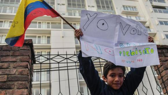 """Colombia espera una hoja de ruta tras el """"No"""" al acuerdo de paz"""